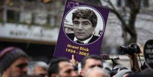 Hrant Dink'in öldürülmesinin üzerinden 14 yıl geçti