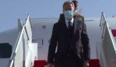 Bakan Akar ve Orgeneral Güler'den sürpriz Irak ziyareti