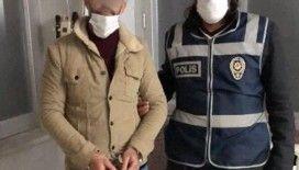 Eşi ve kızını sıcak suyla yakan koca tutuklandı