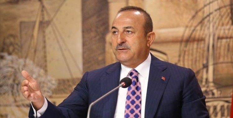 Bakan Çavuşoğlu: 'Pandemiden önce açıkladığımız 'Yeniden Asya' açılımının değerini salgın sırasında tekrar gördük'