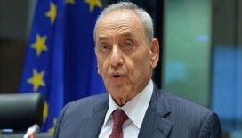 Lübnan Meclis Başkanı Berri, ülkesinin Filistin'e verdiği destek için ablukaya maruz kaldığını söyledi