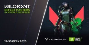 Excalibur ile Valorant Turnuvası başladı