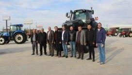 ''Traktör satışlarında ve tarım sektöründe patlama yaşanıyor''