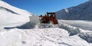 Karabük'te 51 köy yolu ulaşıma açıldı