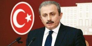TBMM Başkanı Şentop, KKTC Meclis Başkanı seçilen Sennaroğlu'nu kutladı