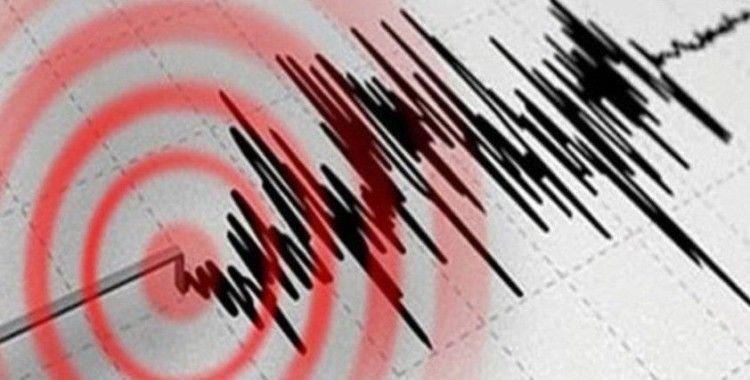 Kastamonu'da deprem