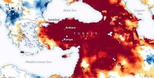NASA'dan Türkiye'de kuraklık uyarısı