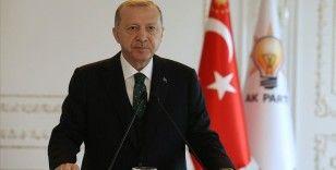 Cumhurbaşkanı Erdoğan: Cumhur İttifakı'yla birlikte daha büyük projelere imza atacağız