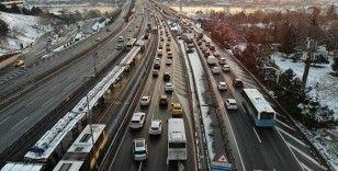 Hrant Dink'in ölüm yıl dönümü nedeniyle bazı yollar trafiğe kapatıldı