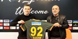 Damian Kadzior, Alanyaspor'da