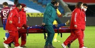 Abdülkadir Ömür tedavisi için İstanbul'a gitti