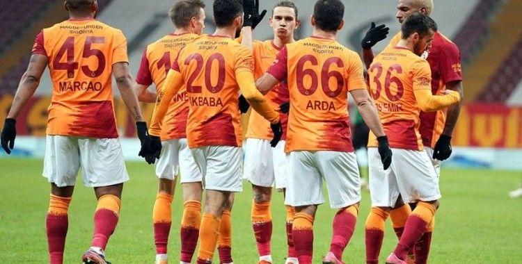 Galatasaray evinde 7 maçtır yenilmiyor