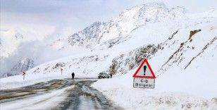 Meteorolojiden Doğu bölgeleri için çığ uyarısı