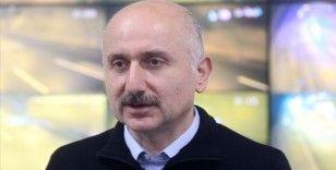 Bakan Karaismailoğlu Kanal İstanbul'a en kısa sürede başlamak için sabırsızlandıklarını söyledi