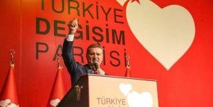 Sarıgül'den gençlere: Türkiye Değişim Partisi'ne gelin, korkmayın, derdinizi söyleyin