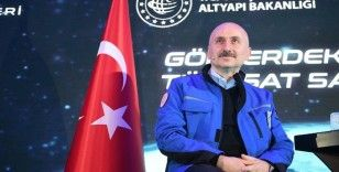 """""""Türksat-5A uydusu yolculuğunu planladığı şekilde sorunsuz sürdürmektedir"""""""