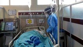 İran'da son 24 saatte Kovid-19'dan 84 kişi hayatını kaybetti