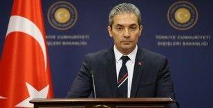 Türkiye'den Yunanistan'a İyon Deniz cevabı