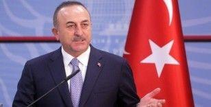 """Bakan Çavuşoğlu: """"2020 yılı Türkiye ve AB ilişkileri bakımından sorunlu bir yıl oldu"""""""