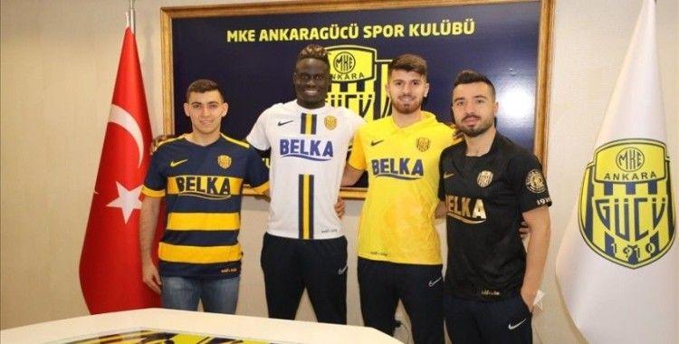 MKE Ankaragücü biri yabancı 4 futbolcuyu transfer etti