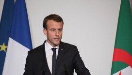 Fransız tarihçi Stora, Macron'a sömürge tarihine ve Cezayir Savaşı'na ilişkin raporunu sundu