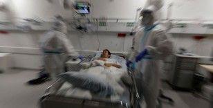 Almanya'da son 24 saatte koronavirüsten bin 13 ölüm