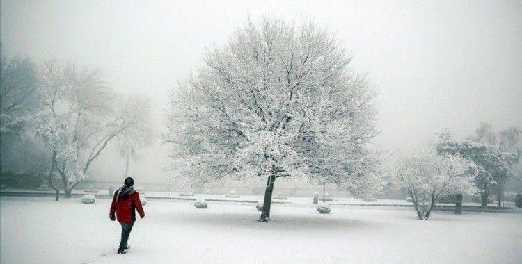 Meteoroloji açıkladı: İstanbul'a yine kar geliyor!
