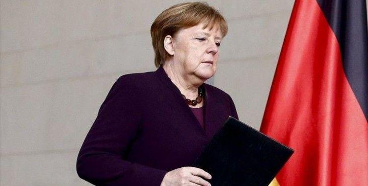 Almanya Başbakanı Merkel: 'Günlük ölü sayısı şok edici derecede yüksek'