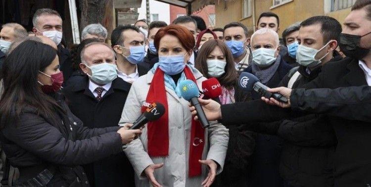 Akşener'den seçim barajı açıklaması: Yüzde 5'i biz de savunuyoruz