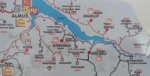 Tokat'ta 'haritalı fişleme' iddiasıyla ilgili bir doktora soruşturma