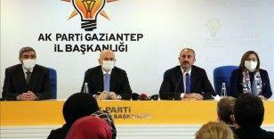 Adalet Bakanı Gül: Cumhurbaşkanına Hakaret Partisi gibi misyon üstlenen anlayışın milletin yanında hiçbir karşılığı yok
