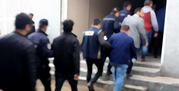 'Silici' operasyonunda 26 şüpheli tutuklandı