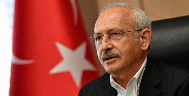CHP Genel Başkanı Kılıçdaroğlu, Fransa Büyükelçisi Magro'yu kabul etti