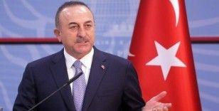 Bakan Çavuşoğlu, AB Konseyi Başkanı Michel görüştü