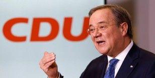 Almanya'da Laschet'in CDU başkanlığı onaylandı