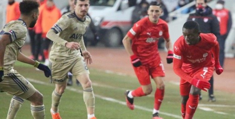 Sivasspor 5 maçtır yenilmiyor