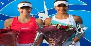 Çağla Büyükakçay, Birleşik Arap Emirlikleri'nde şampiyon oldu