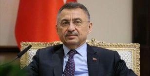 Cumhurbaşkanı Yardımcısı Oktay Elazığ depreminde hayatını kaybedenleri andı