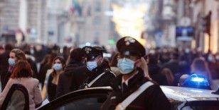 İtalya'da son 24 saatte Kovid-19'dan 299 kişi hayatını kaybetti
