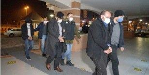 Kastamonu'da yakalanan 6 DEAŞ'lı tutuklandı