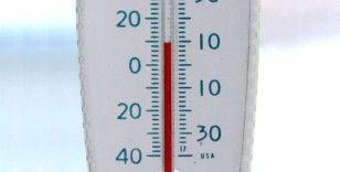 Ağrı'da termometreler sıfırın altında 33 dereceyi gösterdi