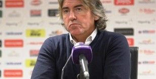 """Ricardo Sa Pinto: """"Maçın hakkı beraberlik değildi, iki puan kaybettik"""""""