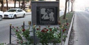 Şehit Ali Gaffar Okkan ve silah arkadaşları unutulmadı