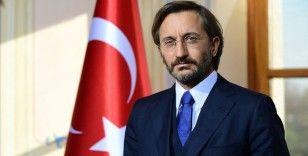 Cumhurbaşkanlığı İletişim Başkanı Altun: Batı, HDP/PKK yalanlarını yaymayı bırakmalı ve gerçeği söylemeli