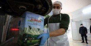 Bursa'nın yöresel ürünlerinden 'Sorgun peyniri'nin marka değerinin yükseltilmesi hedefleniyor