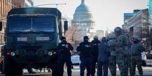 Trump'ın Senatodaki azil yargılaması için Washington'da 5 bin Ulusal Muhafız kalacak
