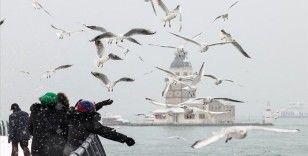 AKOM'dan İstanbul için karla karışık yağmur ve kar yağışı uyarısı