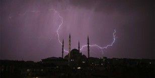 Ankara Valiliği'nden fırtına uyarısı