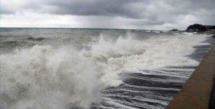 Meteoroloji denizler için fırtına uyarısında bulundu