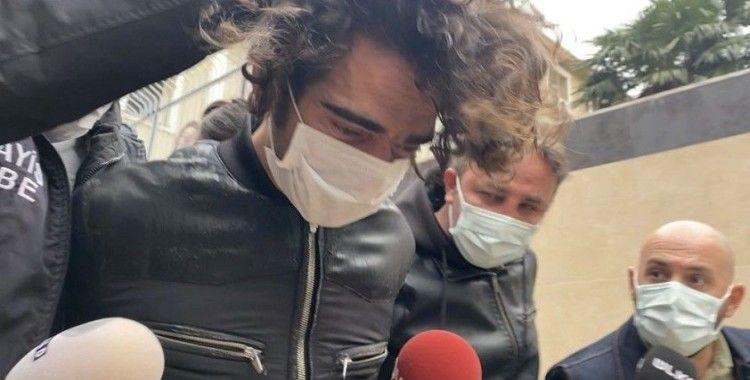 Beşiktaş'ta dehşeti yaşatan saldırgana tutuklama talebi
